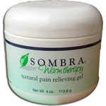 Sombra Natural Pain Relieving Gel Warm Therapy 4 oz.