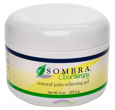 Sombra Natural Pain Relieving Gel Cool Therapy 8 oz - beautystoredepot.com