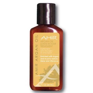 Amir Argan Oil Leave-In-Treatment 2 oz - beautystoredepot.com