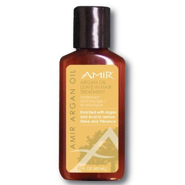 Amir Argan Oil Leave-In-Treatment 2 oz.