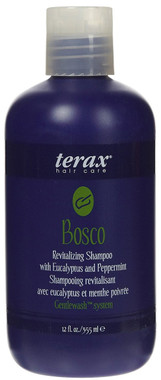 Terax Bosco Revitalizing Shampoo 12 oz