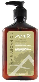Amir Argan Oil Moisturizer 12 oz.