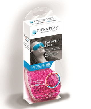 TheraPearl Eye-ssential Mask - Pink - beautystoredepot.com