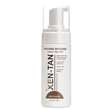 Xen Tan Mousse Intense 4 oz