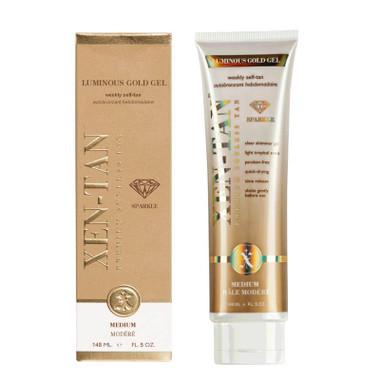 Xen-Tan Luminous Gold Gel 5 oz.