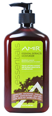 Amir Essential Extracts Moisturizer 18 oz.