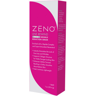 Zeno Line Rewind Wrinkle Reduction Serum 1 oz