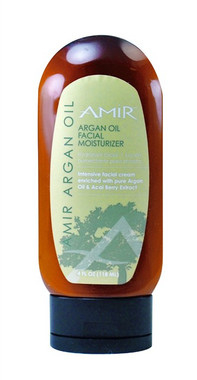 Amir Argan Oil Facial Moisturizer 4 oz