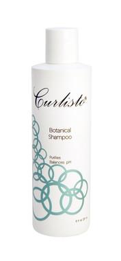 Curlisto Botanical Shampoo 8 oz