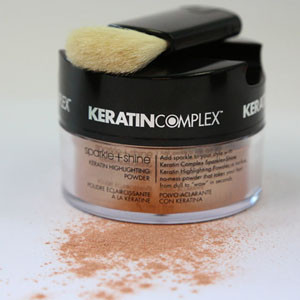 Keratin Complex Sparkle and Shine - Copper - beautystoredepot.com