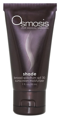 Osmosis Skincare Shade Broad Spectrum SPF 30 Sunscreen Moisturizer 1 oz