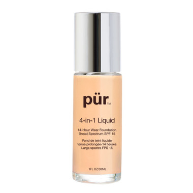 Pur Minerals 4-in-1 Liquid Foundation - Tan