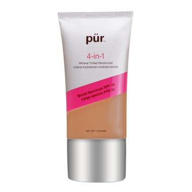 Pur Minerals 4-in-1 Mineral Tinted Moisturizer - Tan