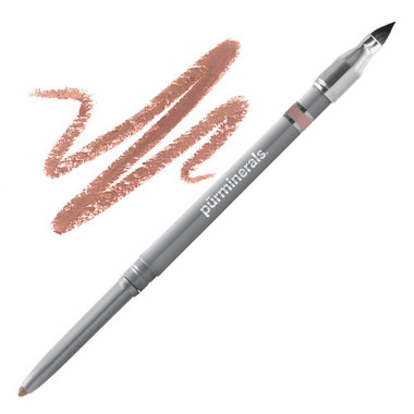 Pur Minerals Lip Pencil with Lip Brush - Pink Gypsum