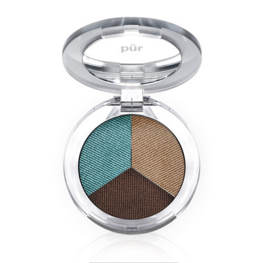 Pur Minerals Perfect Fit Eye Shadow Trio - Free Spirit