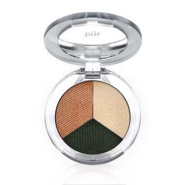 Pur Minerals Perfect Fit Eye Shadow Trio - Lady Luck