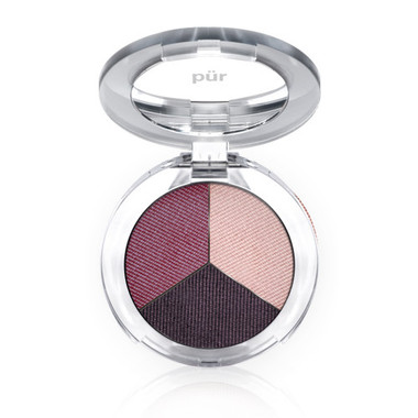 Pur Minerals Perfect Fit Eye Shadow Trio - Rebel