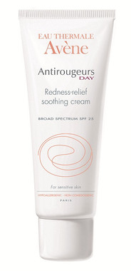 Avene Antirougeurs Day Redness Relief Soothing Cream SPF 25 1.35 oz
