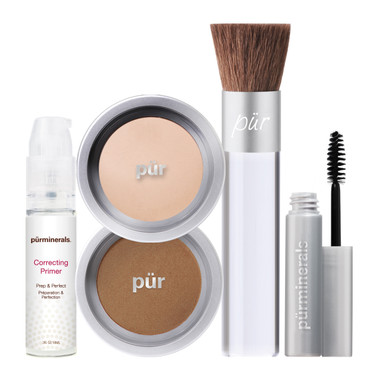 Pur Minerals Start Now Kit - Porcelain