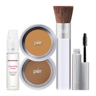 Pur Minerals Start Now Kit - Tan