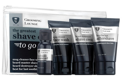 Grooming Lounge The Greatest Shave Try Me Kit - beautystoredepot.com