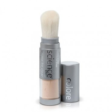 Colorescience Pro Problem Skin Finishing Powder Brush - Fair Play (Let Me Be Clear)
