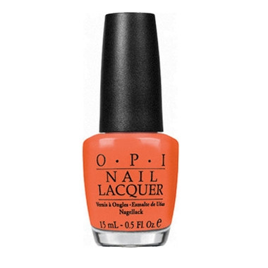 OPI Nail Polish - Hot & Spicy