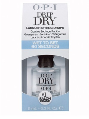 OPI DripDry Lacquer Drying Drops, 1 oz