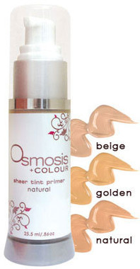 Osmosis Colour Sheer Tint Primer - Golden