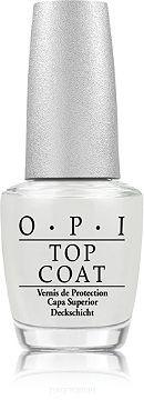 OPI Designer Series - Top Coat .5 oz - beautystoredepot.com