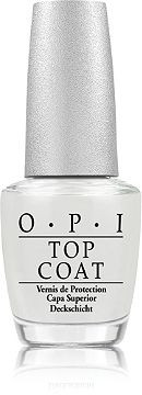 OPI Designer Series - Top Coat .5 oz