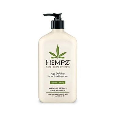 Hempz Age Defying Herbal Body Moisturizer 17 oz - beautystoredepot.com