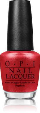 OPI Skyfall Collection - The Spy Who Loved Me