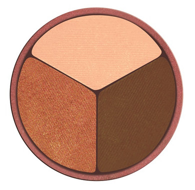 Osmosis Colour Eye Shadow Trio - Desert Fire - Refill