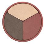 Osmosis Colour Eye Shadow Trio - Spice Berry - Refill