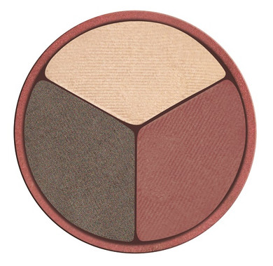 Osmosis Colour Eye Shadow Trio - Spice Berry - Refill