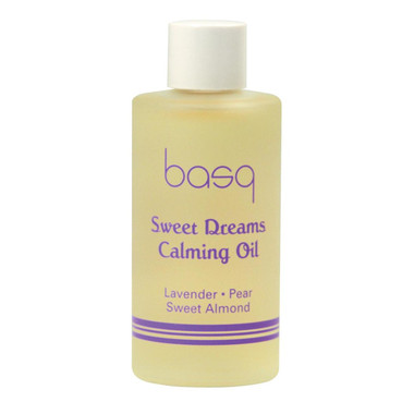 Basq Sweet Dreams Calming Oil Aromatherapy 2 oz