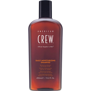 American Crew Daily Moisturizing Shampoo 15.2 oz - beautystoredepot.com