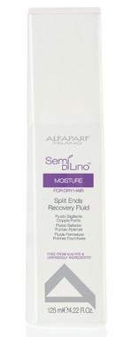 Alfaparf Semi Di Lino Moisture Split Ends Recovery Fluid 4.22 oz - beautystoredepot.com