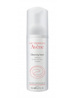Avene Cleansing Foam 5.07 oz - beautystoredepot.com