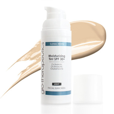 gloTherapeutics Moisturizing Tint SPF 30 - Light 1.7 oz