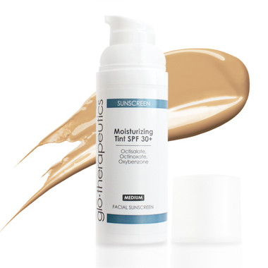 gloTherapeutics Moisturizing Tint SPF 30 - Medium 1.7 oz - beautystoredepot.com