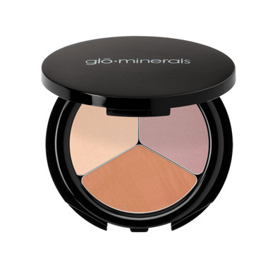 gloMinerals gloEye Shadow Trio - Sweet n Spicy