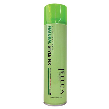 Jellua Natural Style Fix Hair Spray 7.35 oz