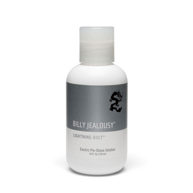 Billy Jealousy Lightning Bolt Pre-Shave Solution 4 oz - beautystoredepot.com