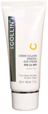 G.M. Collin Mineral Sun Cream SPF 25 1.7 oz