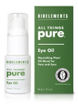 Bioelements All Things Pure Eye Oil .5 oz