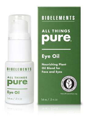 Bioelements All Things Pure Eye Oil .5 oz