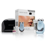 NuFACE Trinity Facial Toning Device - Icicle Blue