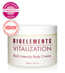 Bioelements Vitalization Rich Intensity Body Creme 8 oz